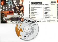 "THE BLUES BARONS ""Great Bluesmen On Vanguard Records"" (CD) 1992"