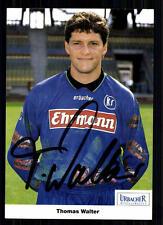 Thomas Walter Karlsruher SC 1993-94  TOP AK  + A 72230