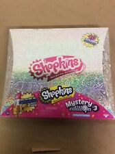 2016 Target Exclusive Shopkins Mystery Edition Box 3 Limited 40 Shopkins Sealed