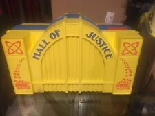 VINTAGE KENNER 1984 SUPER POWERS HALL OF JUSTICE DC SUPER HERO PLAYSET