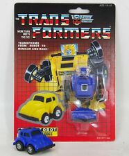 Transformers G1 Autobot Mini Vehicle Warrior Blue Bumblebee Re-issue NEW MISB
