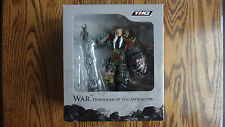 Darksiders War & Chaoseater Promo Bonus Figure - rare promotional statue