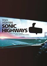 FOO FIGHTERS New Sealed 2016 SONIC HIGHWAYS LIVE CONCERT & MORE 3 BLU RAY BOX