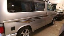 Mazda Bongo replacement side decals