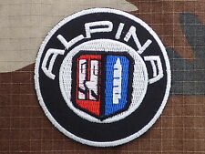 ECUSSON PATCH THERMOCOLLANT aufnaher toppa ALPINA sport automobile bmw b7 b3 d3