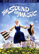 The Sound of Music (DVD, 2015, 50th Anniversary Edition) NEW SEALED