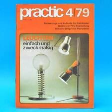 DDR practic 4/1979 Simson S 50 Kugellabyrinth Handpuppen Kicker-Wettlauf X