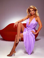 HEATHER THOMAS 8X10 GLOSSY PHOTO PICTURE