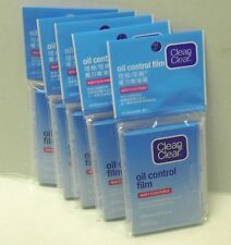 CLEAN & CLEAR OIL CONTROL FILM PAPER 300 SHEETS (5PACK)