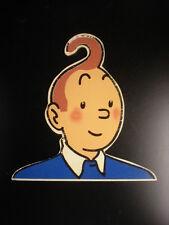 Rare ancien porte manteau Tintin Tim Kuifje