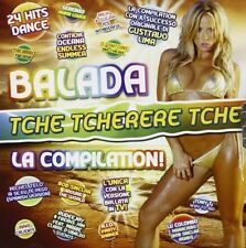 Balada (Tche Tcherere Tche) La Compilation! 2XCD Still Sealed House Latin