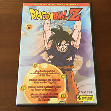 DRAGON BALL Z. DVD 8 - CAPS 29 A 32 - 100 MIN - ED REMASTERIZADA SIN CENSURA