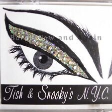 Glamour Eyes - Bejewelled Stick on Eyeliner Strips -Ecstasy Rainbow Glitter