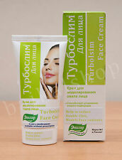 Turboslim Face Cream, Reduce Double Chin, Models contours, Best slimming