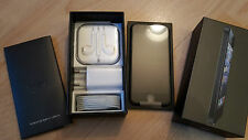 Apple iPhone 5 64GB SCHWARZ Modell A1429 in orig. Box; unlocked und iCloudfrei