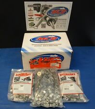 "WOODY'S 144 PACK SIGNATURE SERIES STAINLESS STEEL STUDS- 1.325"" W 1/2 NUTS"