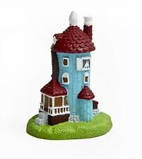 Moomin valley Hippo Muumi Snufkin Niiskuneitti DIY lighthouse house Figure Gift