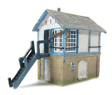 Derelict Signal Box from Bachmann #44-082 - OO Scale - Suit HO Model Trains