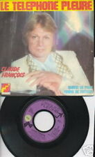 CLAUDE FRANCOIS 45 T. FRANCE LE TELEPHONE (LABEL MAUVE)
