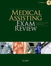 MEDICAL ASSISTING EXAM REVIEW [9781435498693] NEW PAPERBACK BOOK