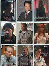 True Blood Archives Complete Quotable True Blood Chase Card Set Q11-22
