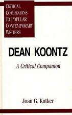 Dean Koontz: A Critical Companion (Critical Companions to Popular Contemporary W