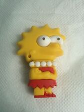 16GB Lisa Simpson usb 2.0 flash pen drive memory stick Simpsons cartoon neuf