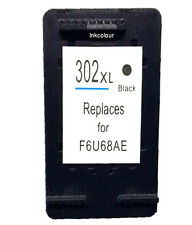 Non-OEM Replace For HP 302 302XL Officejet 3830 4650 Black Ink Cartridge