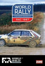 World Rally Championship - RAC 1987 Review (New DVD) FIA WRC Brookes Blomqvist