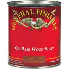 General Finishes Wood Stain - Honey Maple, 1/2 Pint