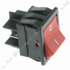 Numatic Henry Hoover Basil Edward Vacuum Cleaner On/Off Switch Rocker Switch