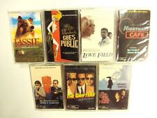 Lot 7 OST Music Cassette Grifters/Lassie/Hard Way/Love Field/Nightmare Cafe NIP