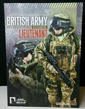 HOT TOYS 1/6 BRITISH ARMY BLUES & ROYAL REGIMENT IN AFGHANISTAN LIEUTENANT