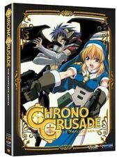 Chrono Crusade: The Complete Series [S.A.V.E.] [4  (2013, DVD NEUF) WS4 DISC SET