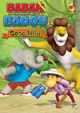 Babar & The Adventures of Badou: Gone Wild,Very Good DVD, Various, Various