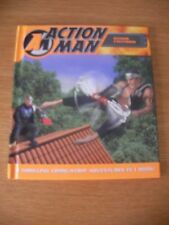 ACTION MAN - DANGER UNLEASHED - HARDBACK BOOK