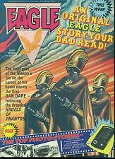 EAGLE British weekly comic book December 11, 1982 VG+