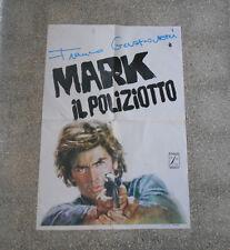 SOGGETTONE MARK IL POLIZIOTTO - FRANCO GASPARRI C1