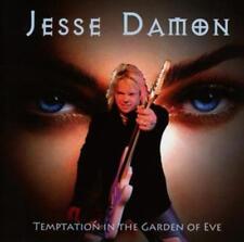 Jesse  Damon  temptation in the garden of eve      CD  2013  Paul  Sabu