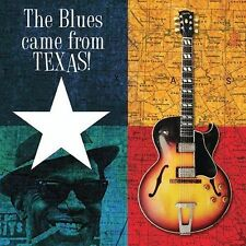 FREE US SHIP. on ANY 2 CDs! NEW CD Various Artists: Blues Came From Texas Origin
