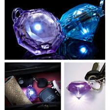 GlitzSee Motion Activated Purse Light Gem Diamond Key Finder Handbag Keychain