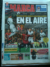 2012/13 Real Madrid v Manchester United Ch Lge  Marca paper day after game