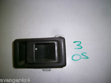 LAND ROVER DISCOVERY OR DEFENDER OFFSIDE INTERNAL DOOR PULL HANDLE    (3)
