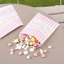 Frills & Spills Pack of 25 Sweetie Bags   - Vintage Chic / Tea Party or Wedding