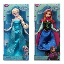 """Disney Puppen/Doll - Set """"ELSA und ANNA """"aus dem Film Die Eiskönigin- Frozen.Neu"""