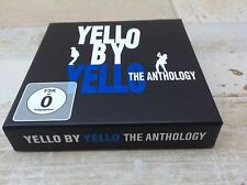 YELLO Yello by Yello  The Anthology  Limited Edition Box Set 3CD+DVD BLANK MEIER