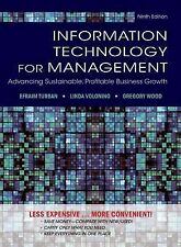 Information Technology for Management : Advancing Sustainable, Profitable...