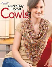 Quick and Easy Crochet Cowls by Stitches N Stuff (2014, Paperback)