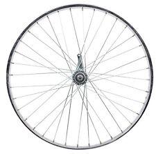New 26 x 2.125 Coaster Brake Steel Chrome Bike Cruiser Rear Wheel