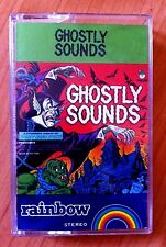 GHOSTLY SOUNDS Peter Pan Records CLASSIC HALLOWEEN SPOOKY SOUND EFFECTS Cassette